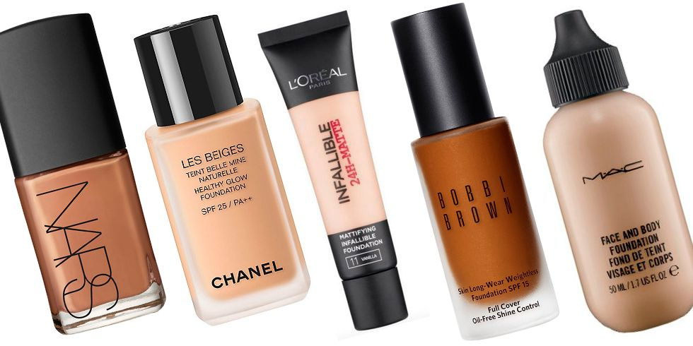 Best foundation for all skin types 2018 - Our 9 favourite ...