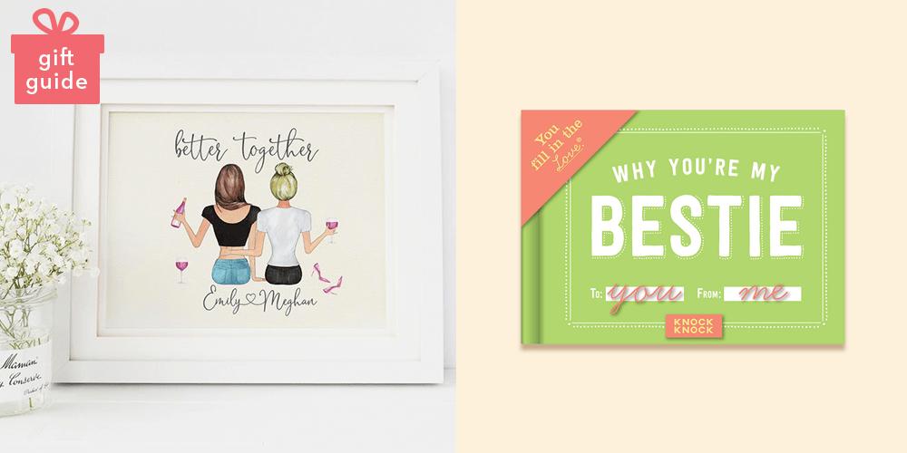 36 best friend gift