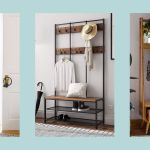 10 Best Hall Trees Organization And Storage For Halls And Entryways