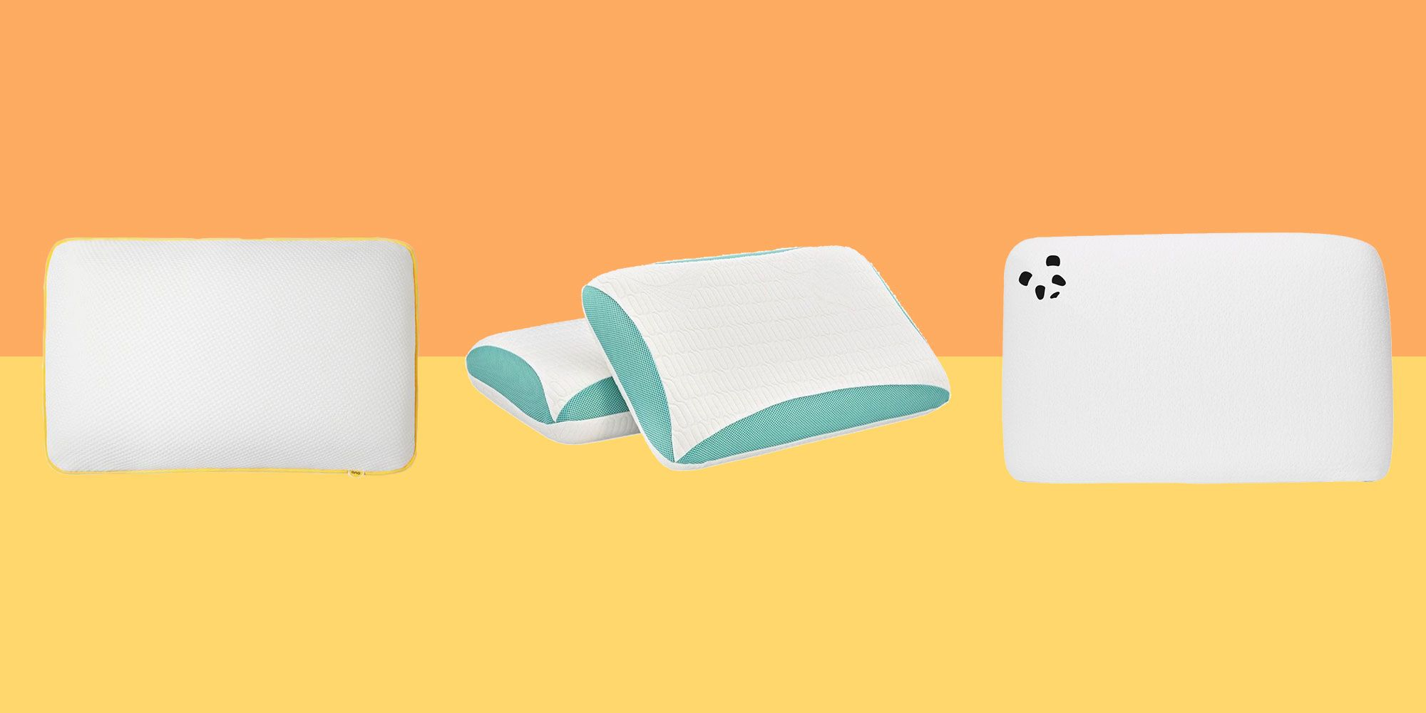 7 best memory foam pillows tried and tested