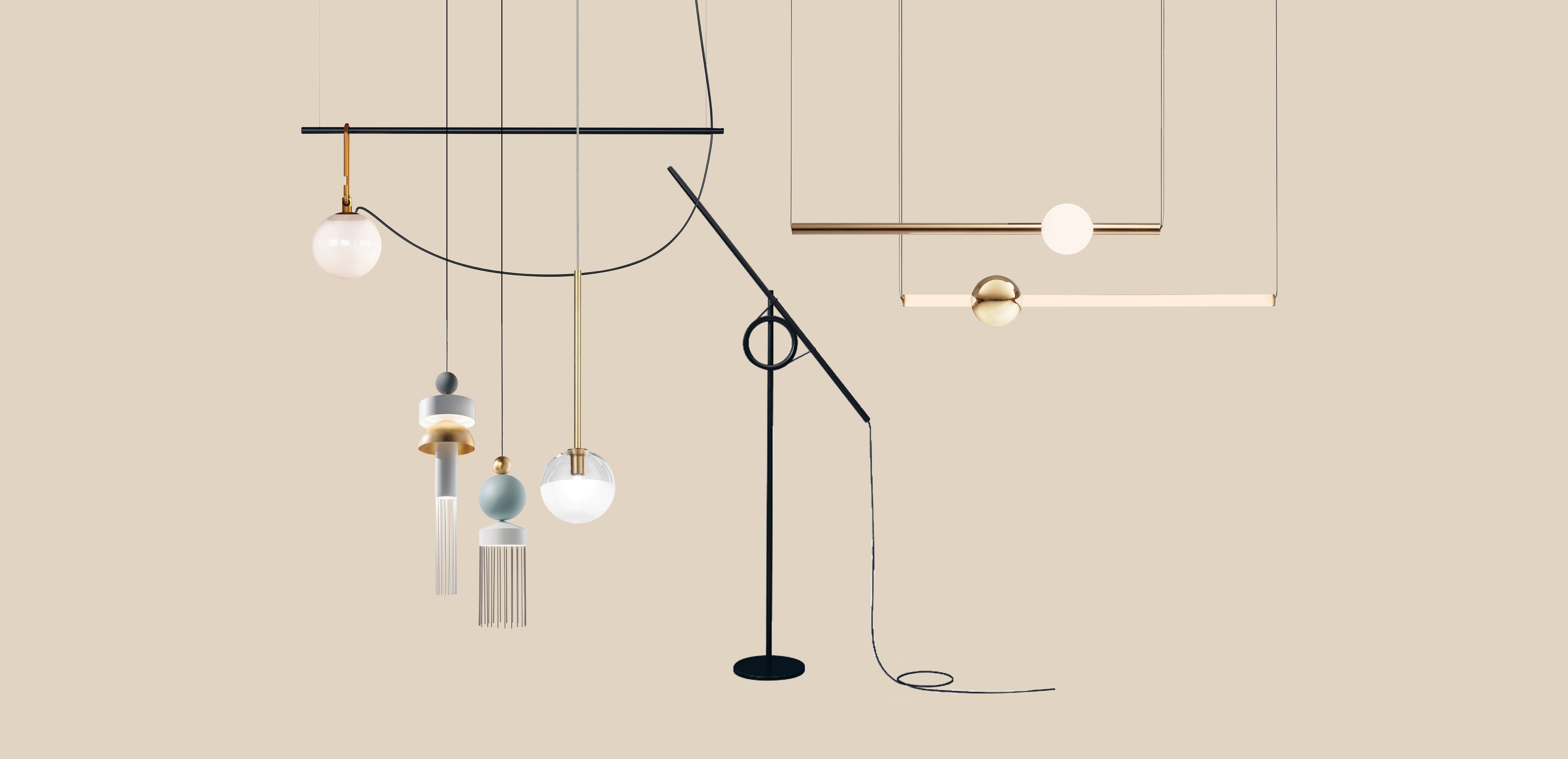 Se invece è una stanza a sé, puoi scegliere un. Lampadari Moderni 10 Idee Arredo Di Tendenza