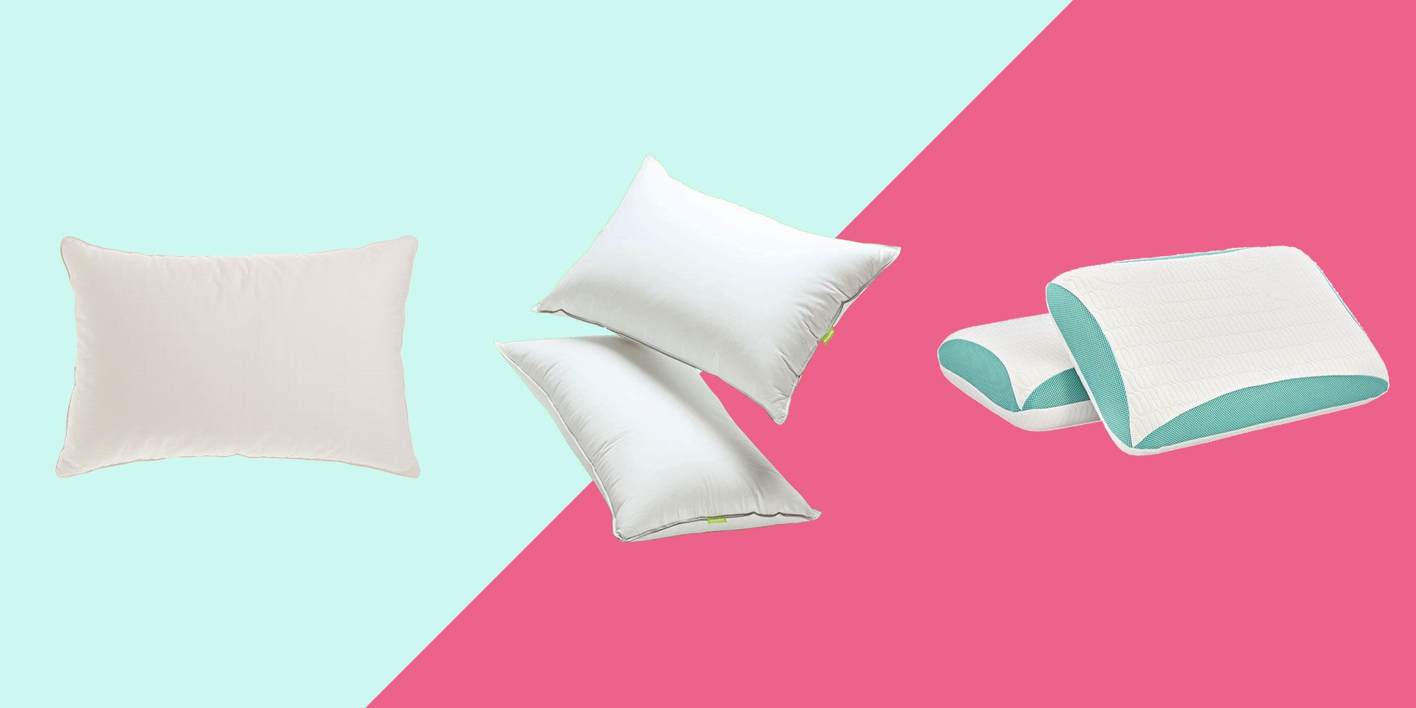 13 best pillows for a good night s sleep tried and tested