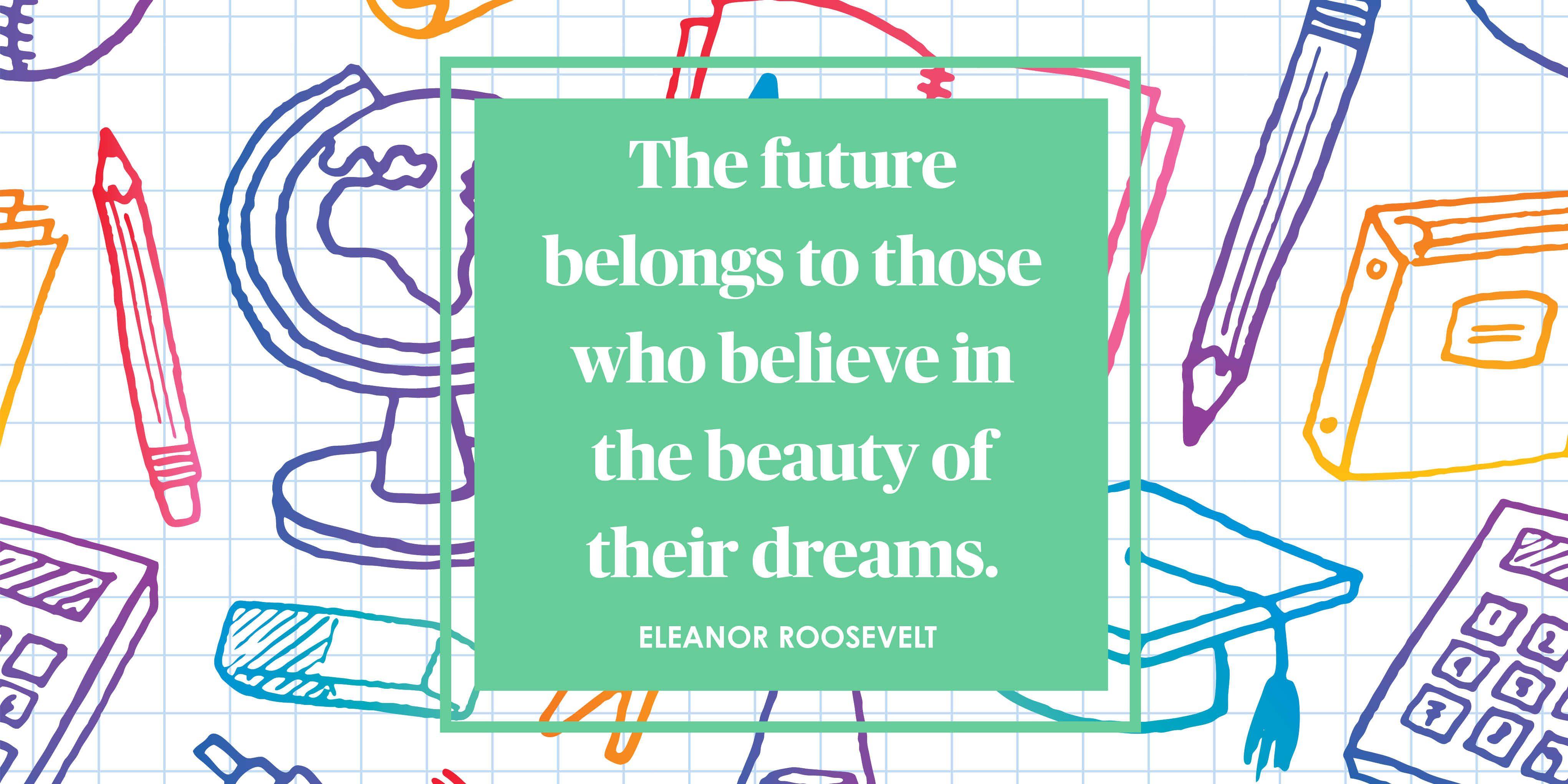 16 best school quotes