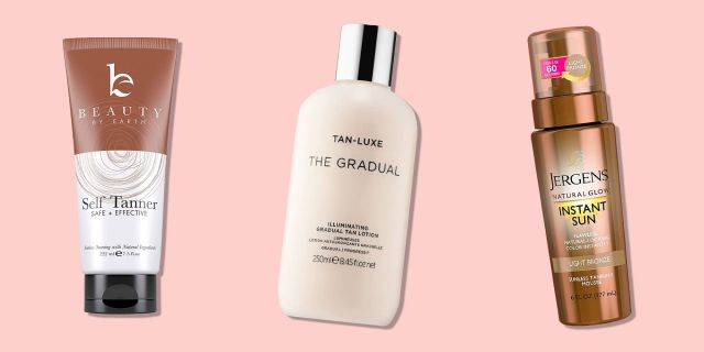 the best self tanners for a vacation glow