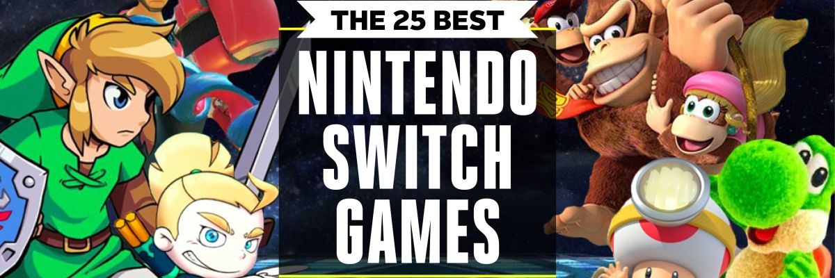 25 Best Nintendo Switch Games 2019 Nintendo Switch Game