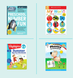 20 Best Workbooks for Kids - Workbooks for Preschool [ 1000 x 2000 Pixel ]