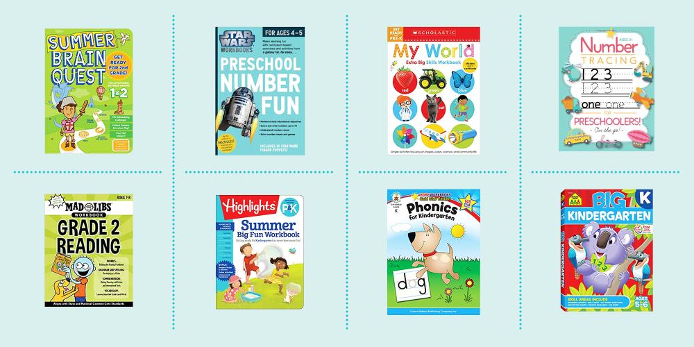 medium resolution of 20 Best Workbooks for Kids - Workbooks for Preschool