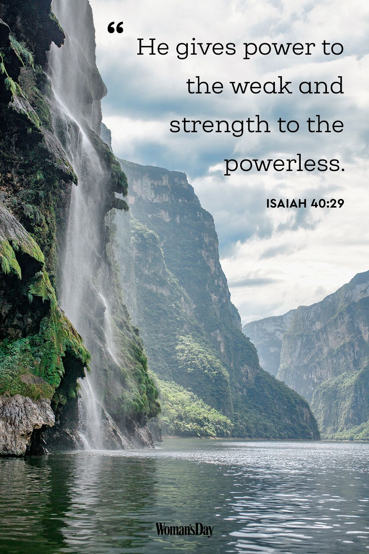 30 inspirational bible quotes
