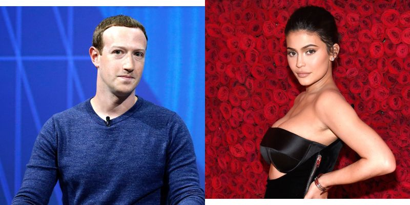 Mark Zuckerberg Will Surrender the Title of Youngest Self-Made Billionaire to Kylie Jenner 1