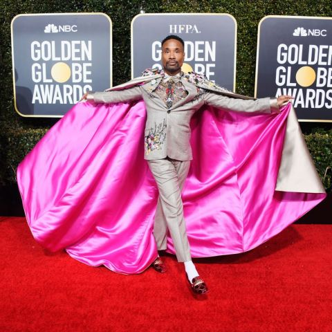 Image result for 2019 golden globes billy porter