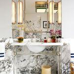 40 Black White Bathroom Design And Tile Ideas