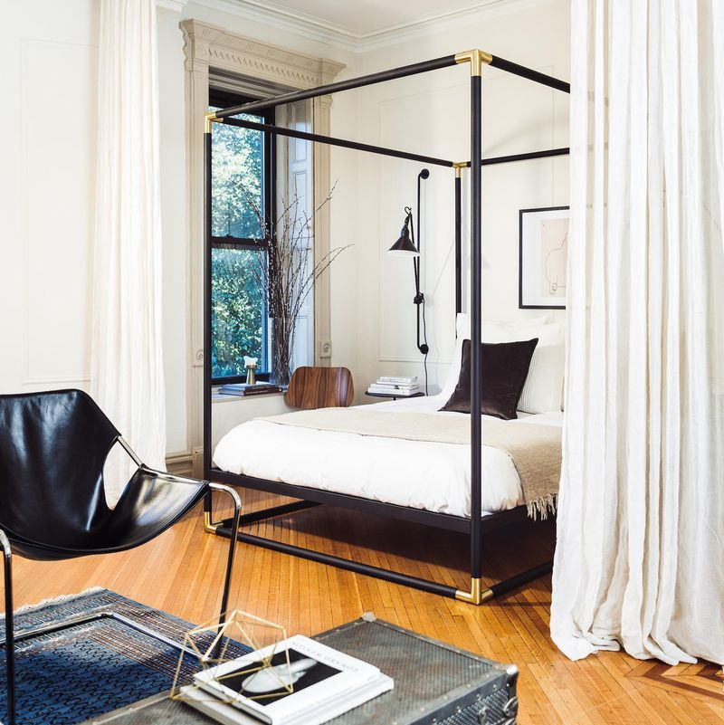 From cottagecore to dark academia, modern to boho, and everything in between, these chic new trends of 2021 will turn your bedroom into a. 27 Striking Black And White Bedrooms Black And White Bedroom Decor