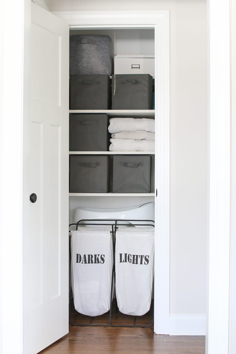 13 Best Linen Closet Organization Ideas How To Organize A Linen Closet