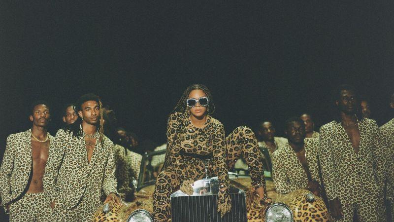 beyonce black is king fashion
