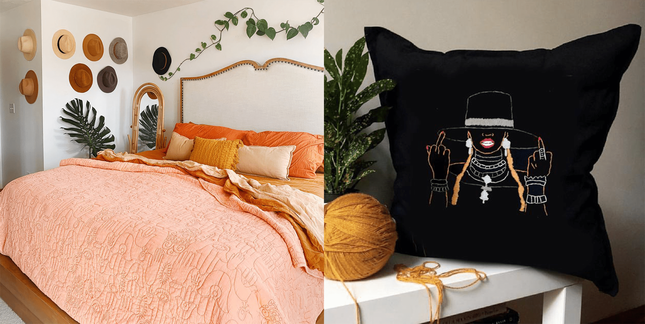 black owned bedding brands to support