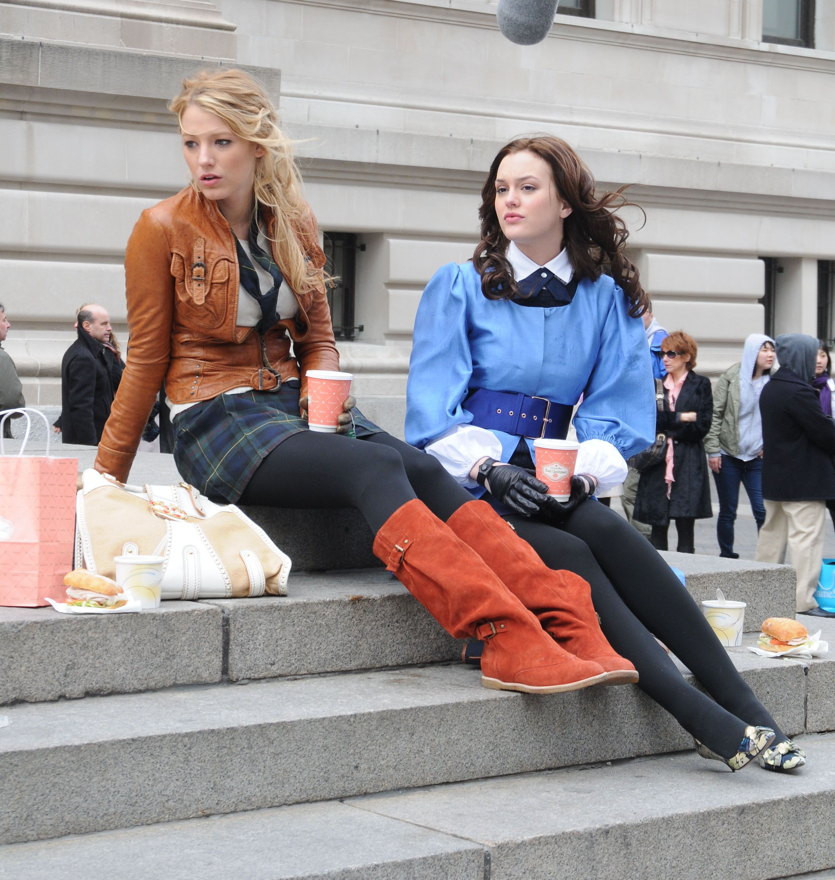 gossip girls in new york city