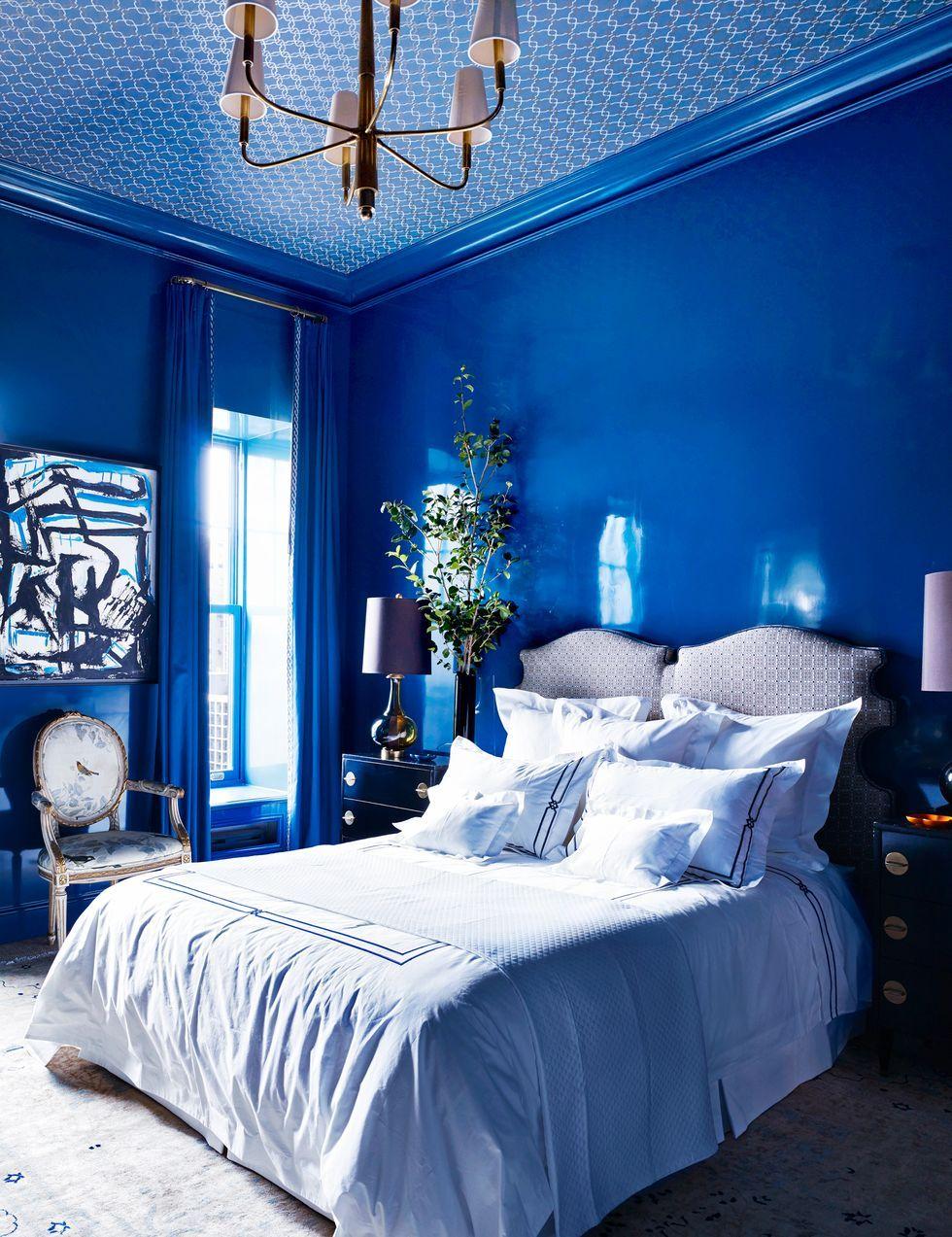 40 Best Blue Rooms