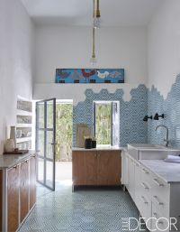Two-Tone Kitchen Cabinet Ideas - How Use 2 Colors in ...