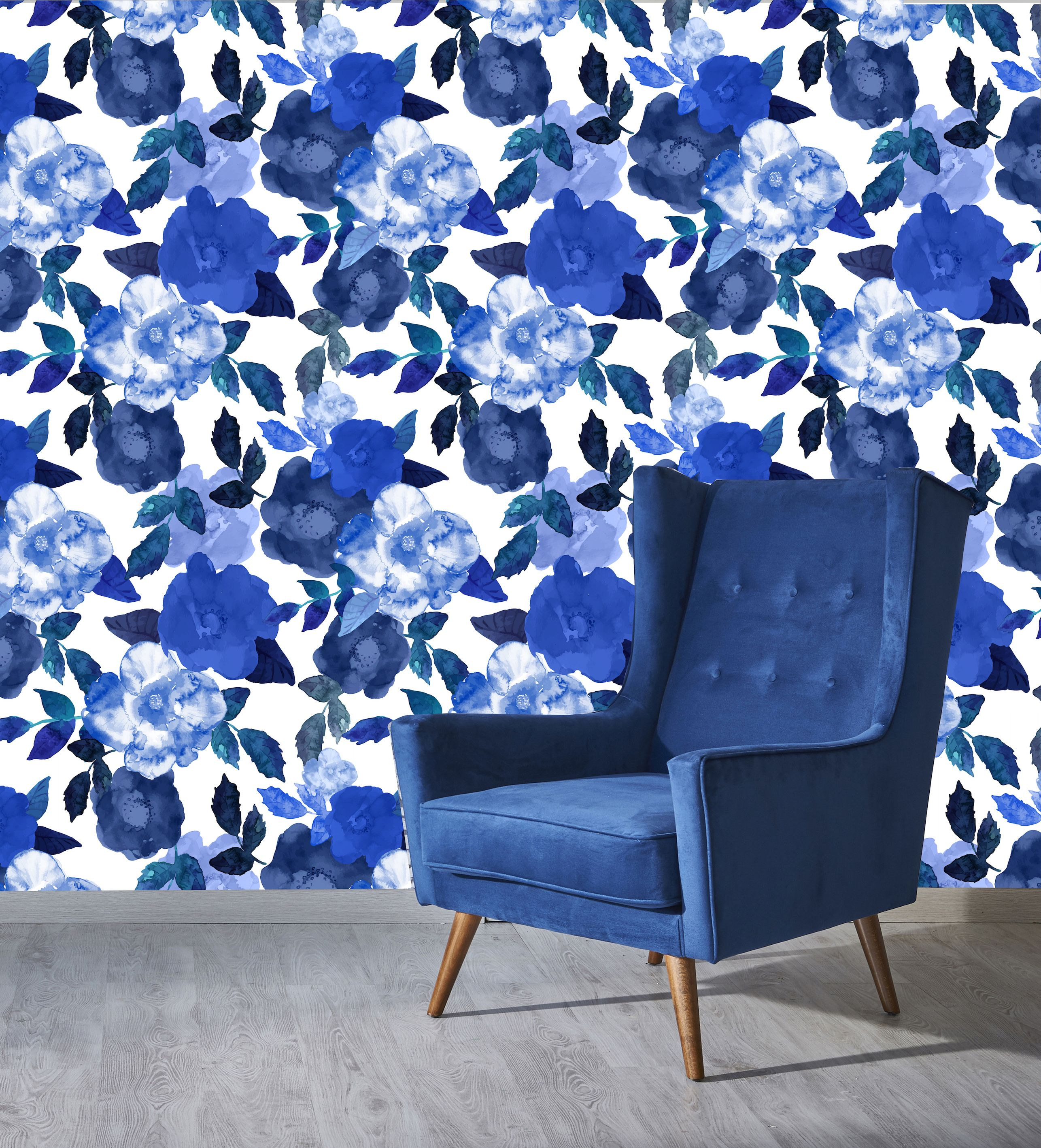 30 statement wallpapers patterned