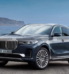 here s what a bmw x8 would look like [ 2250 x 1375 Pixel ]