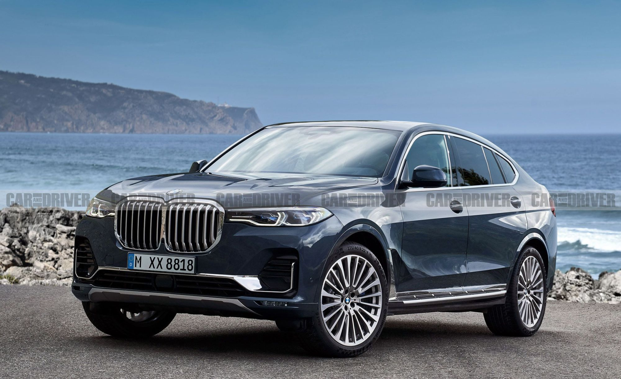 hight resolution of here s what a bmw x8 would look like
