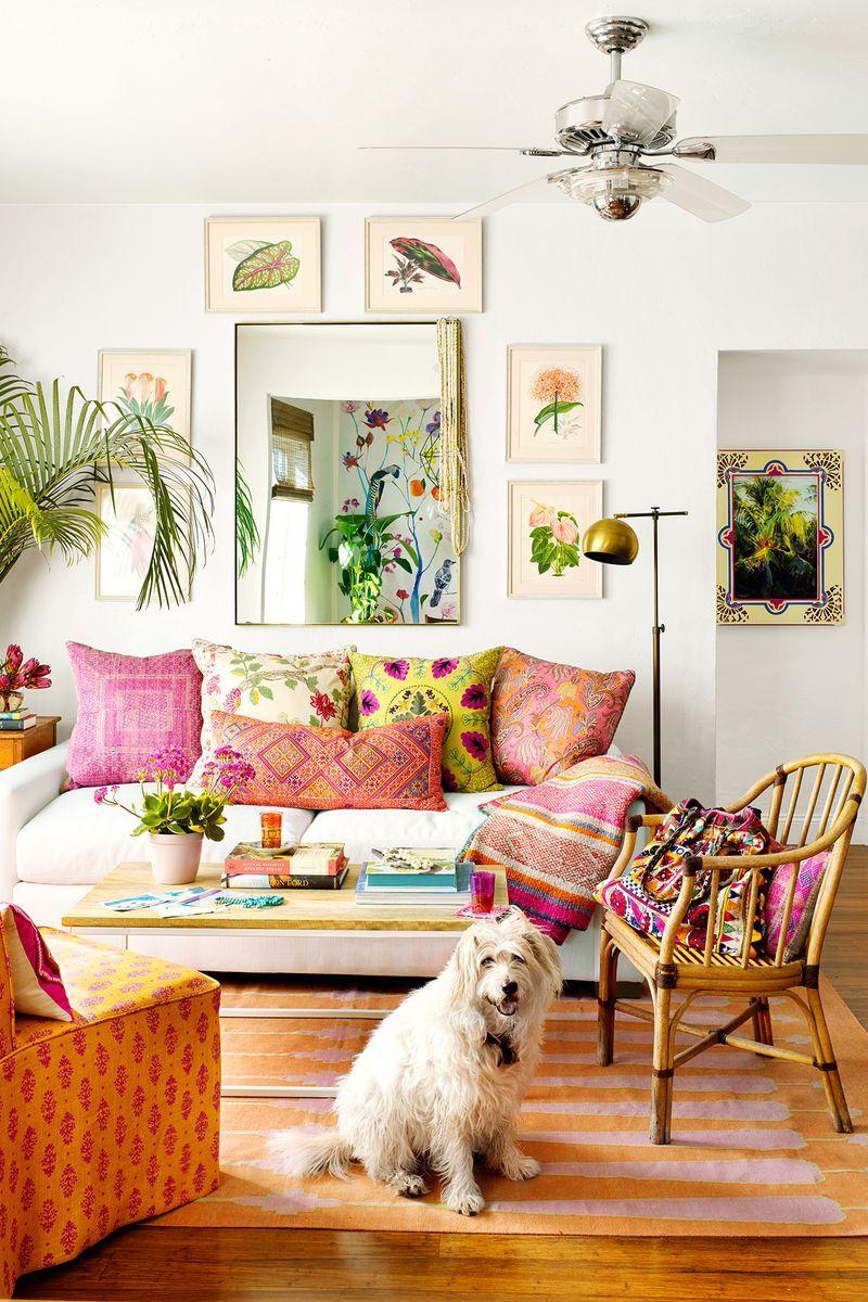 12 Inspiring Boho Living Room Ideas Bohemian Living Room Decor Inspiration