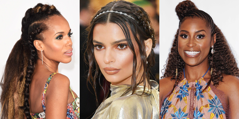 35 Best Braid Hairstyles Of 2020 Pretty Braided Hair Ideas To
