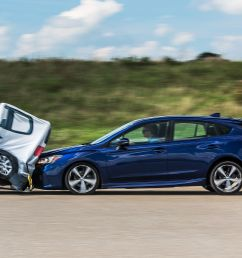 we crash four cars repeatedly to test the latest automatic braking safety systems [ 3769 x 2303 Pixel ]