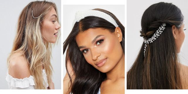 13 bridal hair accessories for when you say 'i do'