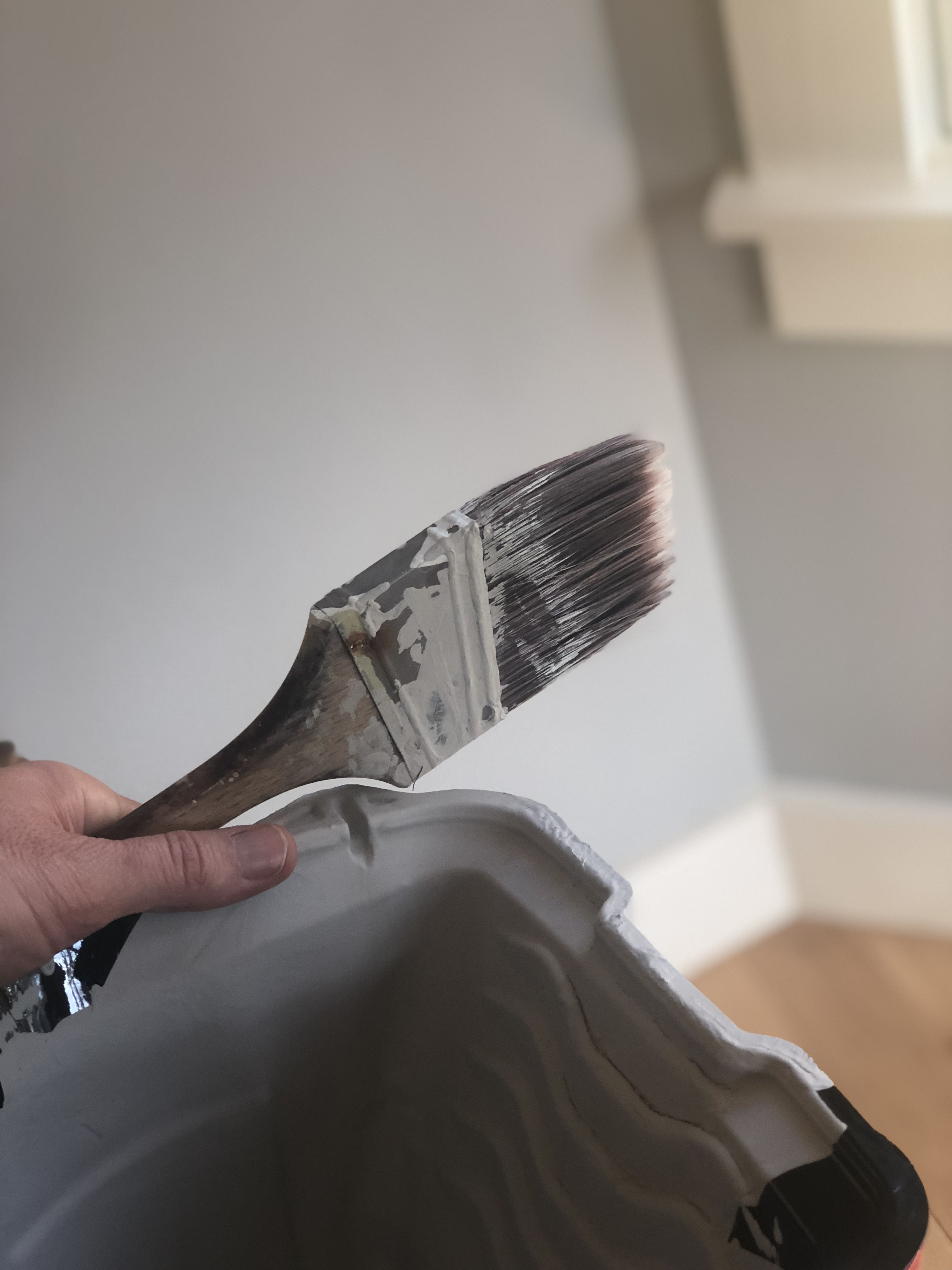 Sanding Latex Paint Smooth