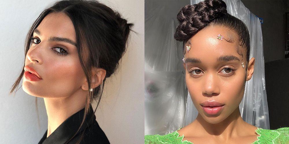 20 bun hairstyle ideas