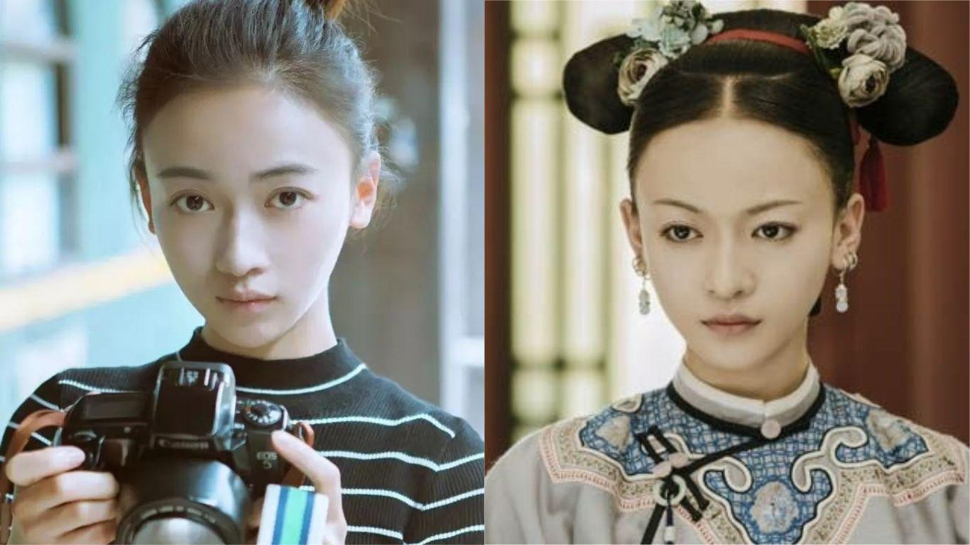 《延禧攻略》女主角吳謹言火了!私下搞笑萌樣太可愛、魏瓔珞時裝造型更讓人驚艷