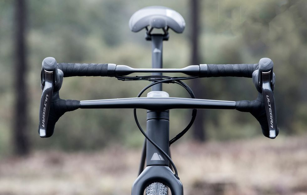 Canyon Grail handlebar