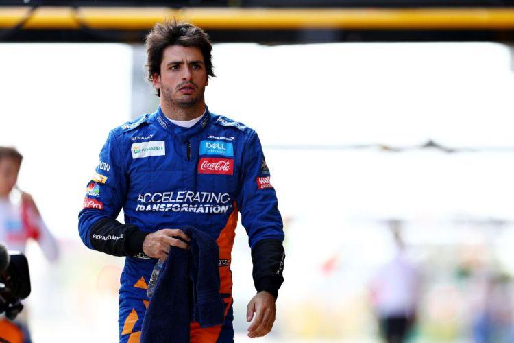 Report: Carlos Sainz Is Heading to Ferrari