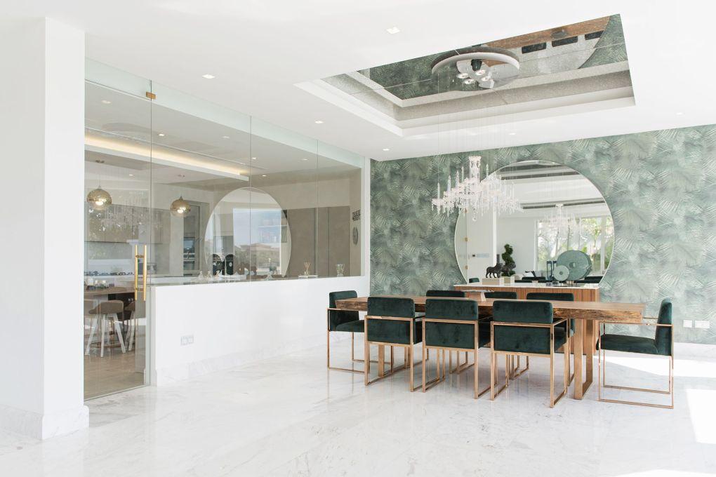 Casa en la Palmera de Dubai