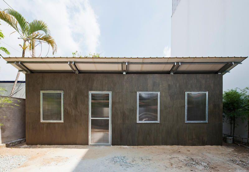 Un Architetto Vietnamita Ha Inventato Le Case Prefabbricate
