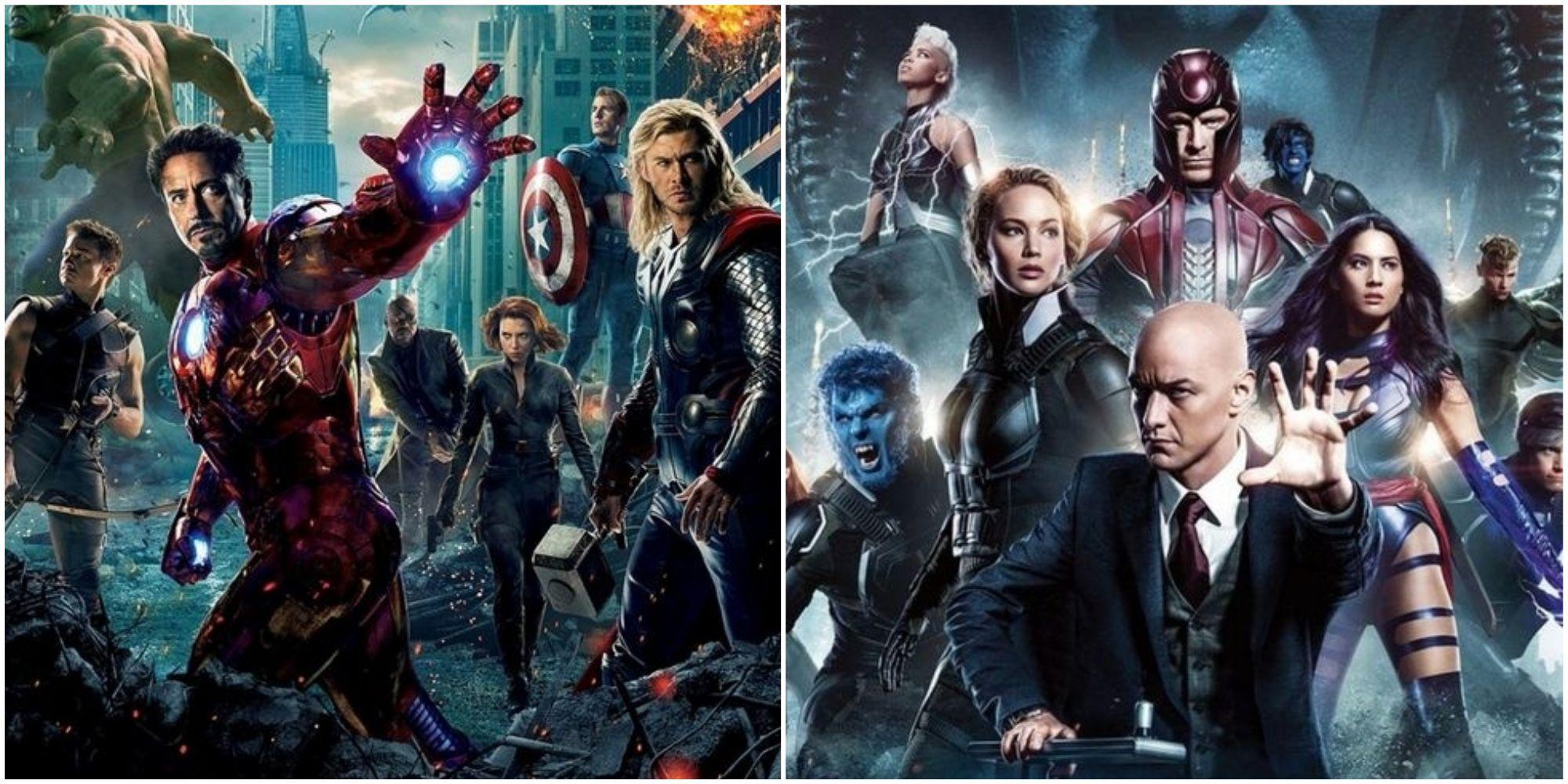 迪士尼收購20世紀福斯後「漫威宇宙的5大改變」!《死侍》加入復仇者,《X戰警》演員可能要大換血?