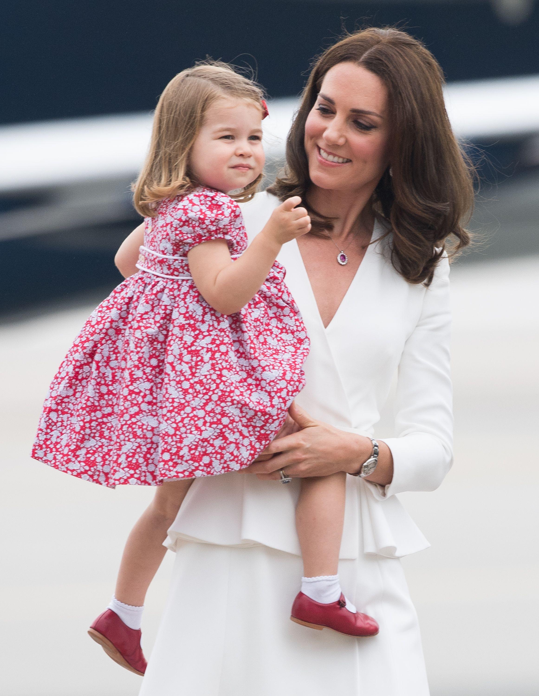 Kate Princess : princess, Middleton, Louis,, George,, Charlotte, Spending, Quarantine