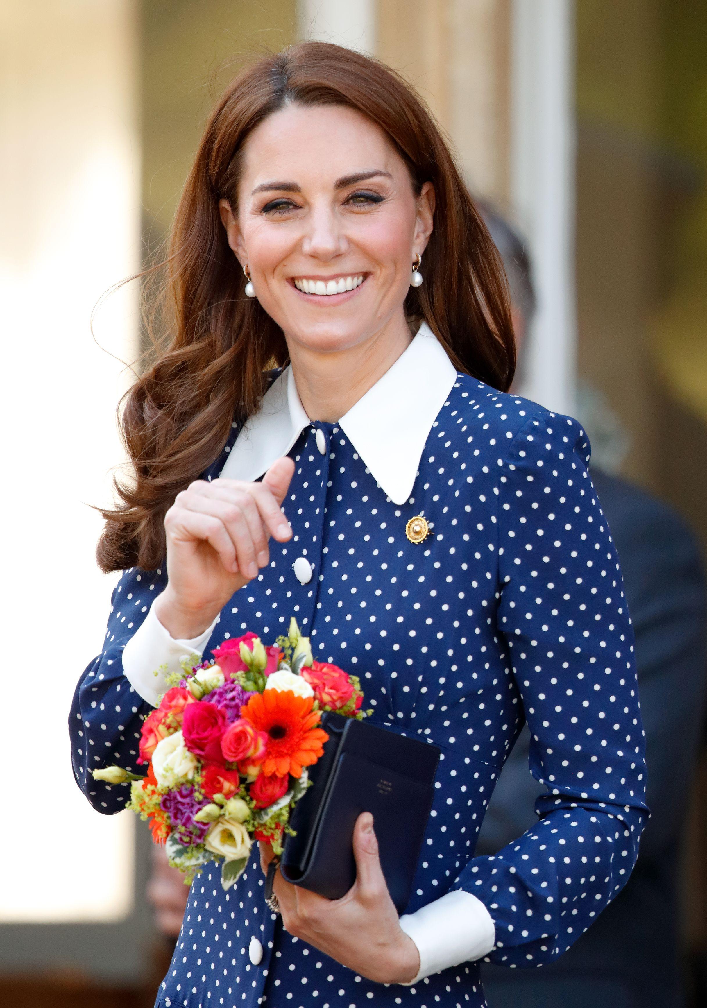 Kate Middleton Duchess Of Cambridge : middleton, duchess, cambridge, Middleton, Spent, Ninth, Wedding, Anniversary