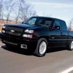 Tested 2003 Chevrolet Silverado Ss Refines The Sport Truck