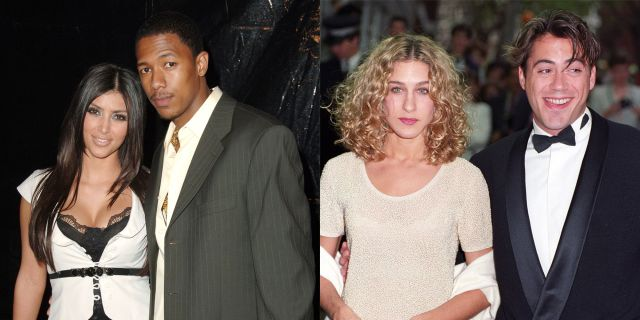 30 celebrities you forgot dated at one time - celebrity