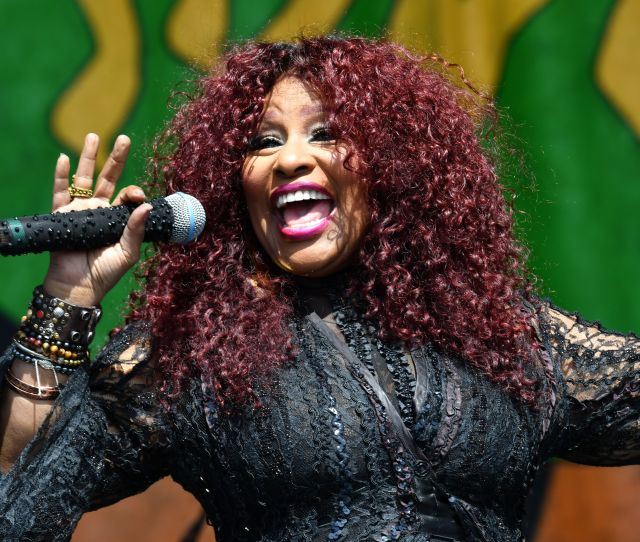 Chaka Khan Opens Up About Her Nobody Duet With Ariana Grande
