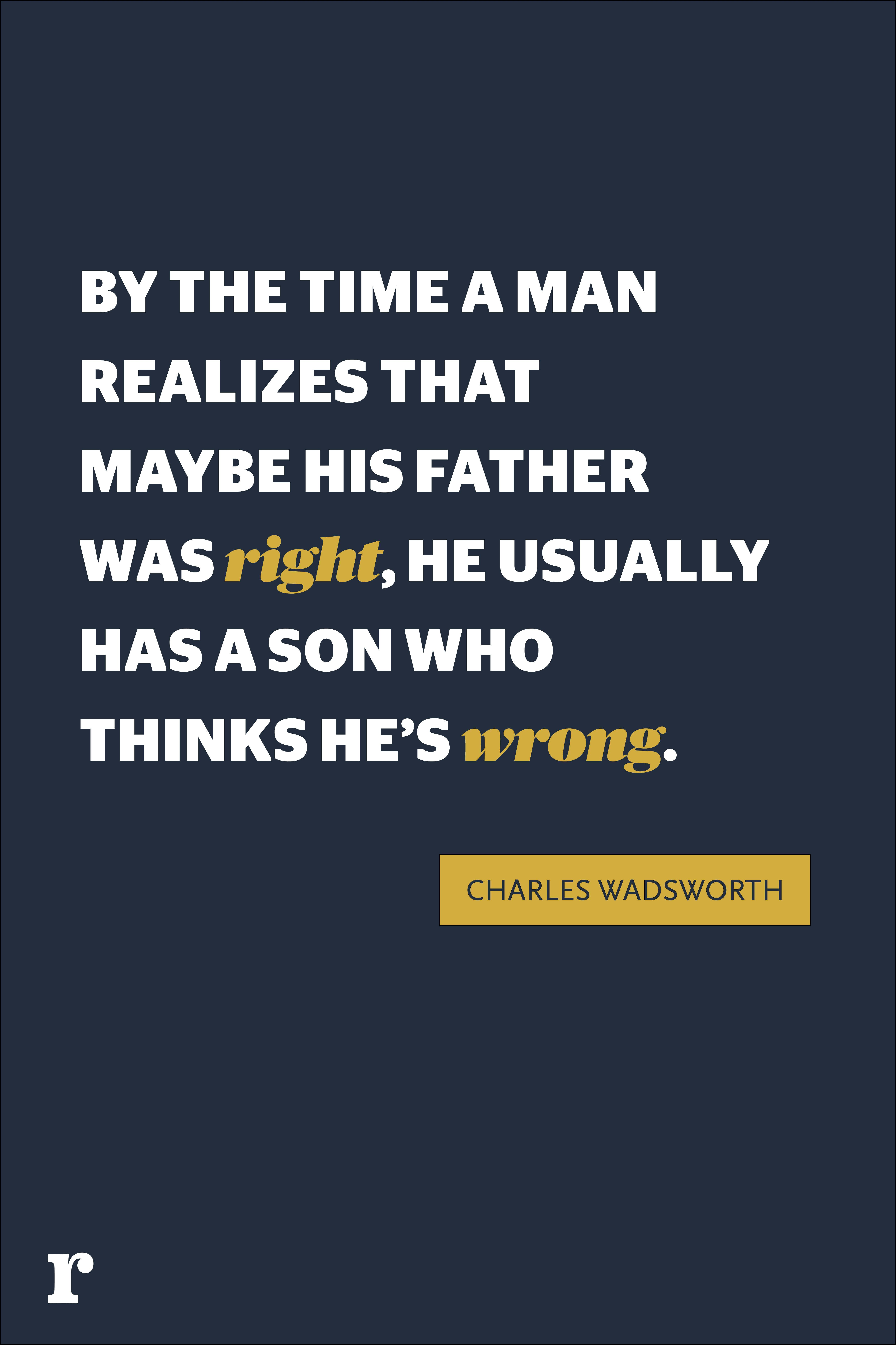 Daddy And Father Son Quotes