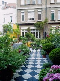 Long Narrow Garden Design Ideas - Garden Shape Ideas