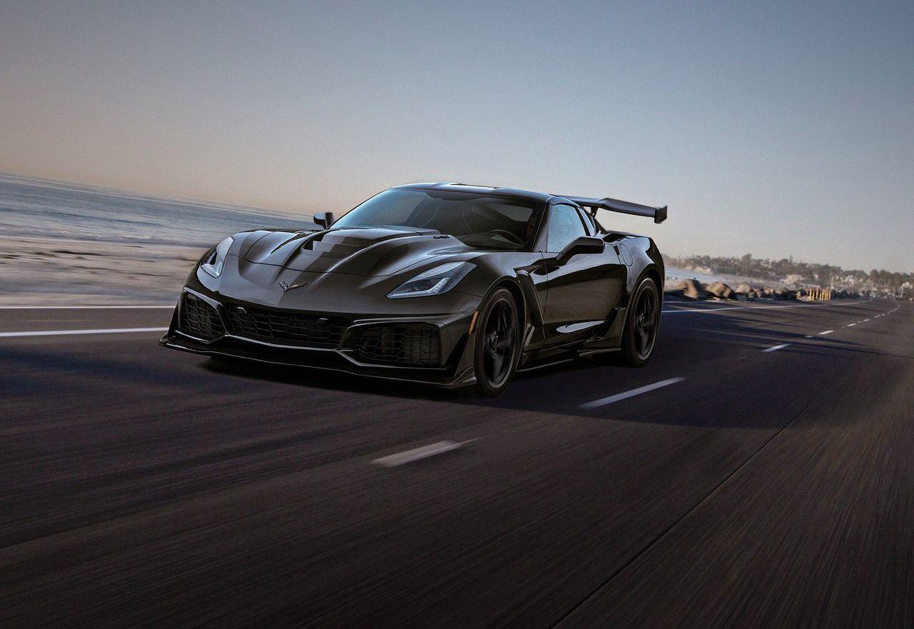 2019 Corvette Zr1 Corvette Technology