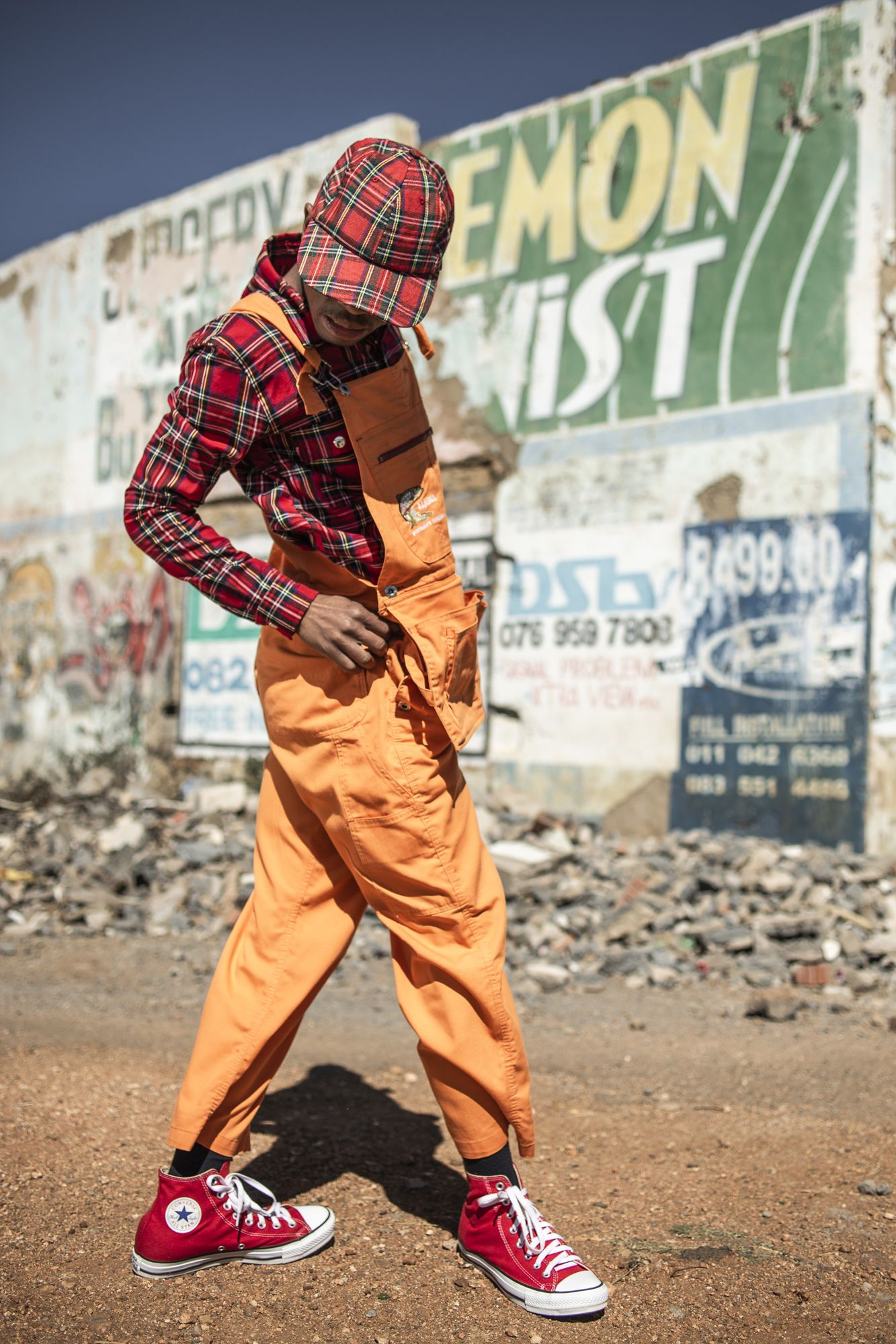 A Closer Look at the Style of South Africas Pantsula Dancers