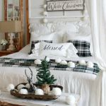 25 Best Christmas Bedroom Decor Ideas Holiday Bedroom Decorations