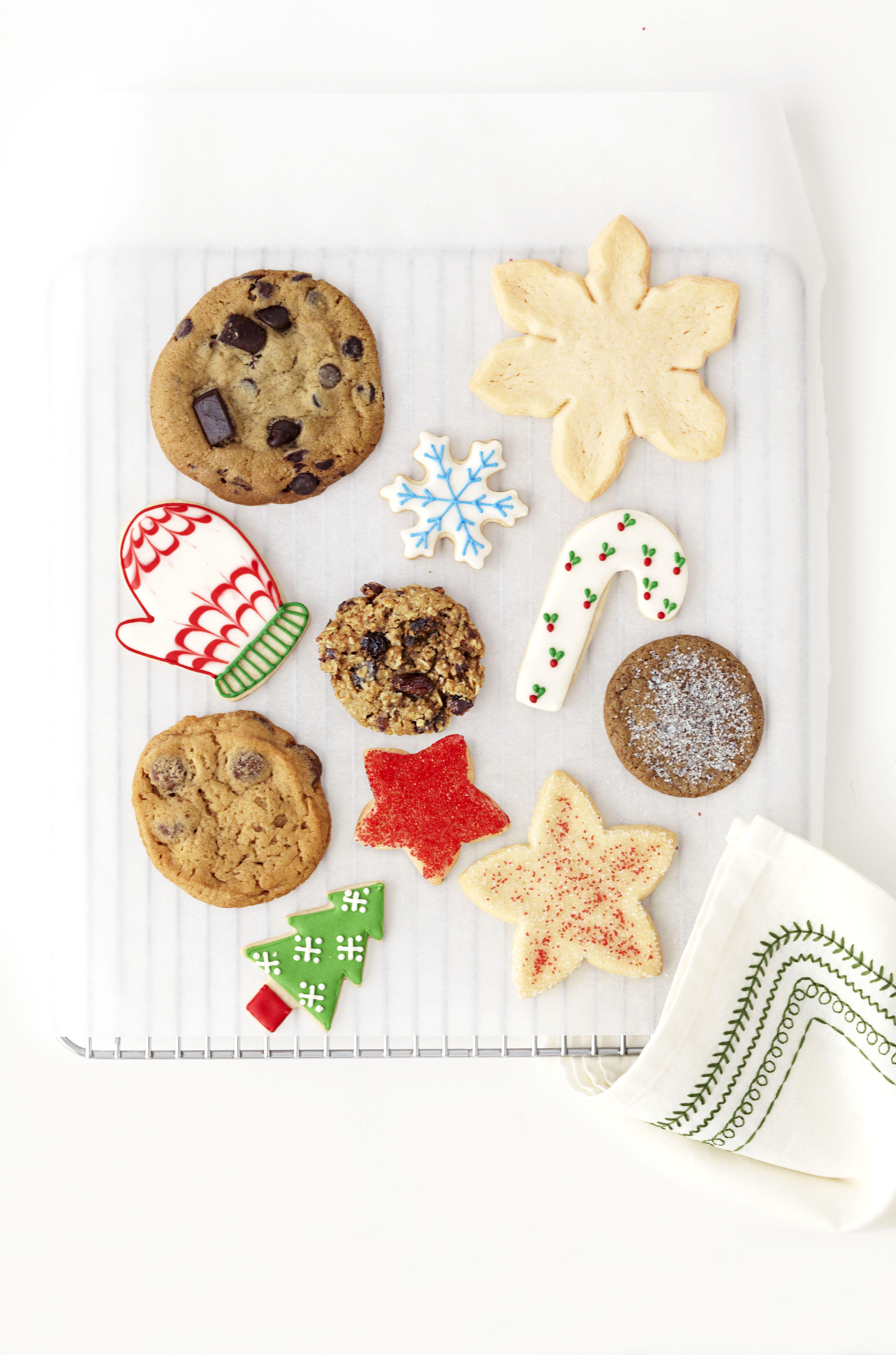 Pillsbury Cookie Dough Recipes Christmas : pillsbury, cookie, dough, recipes, christmas, Christmas, Cookies, Recipe, Their, Shape