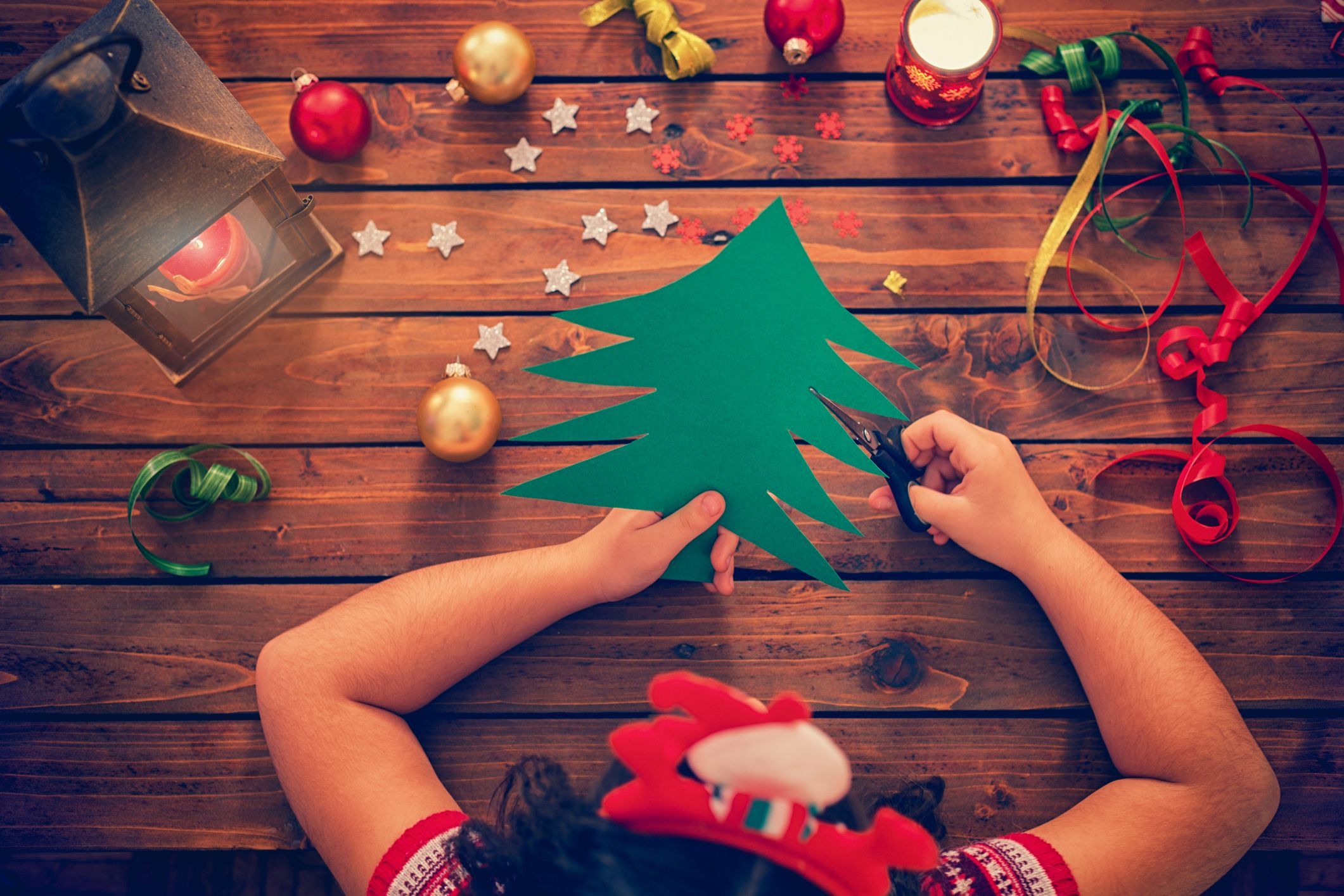25 Best Christmas Crafts For Kids To Make Ideas For Christmas Decorations For Kids