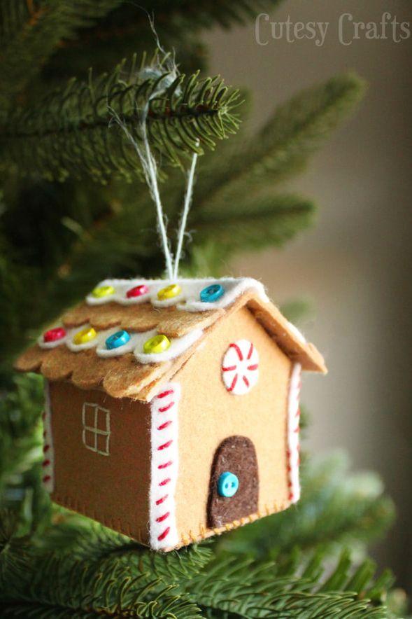 60 diy christmas crafts